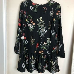 Philosophy floral mini dress